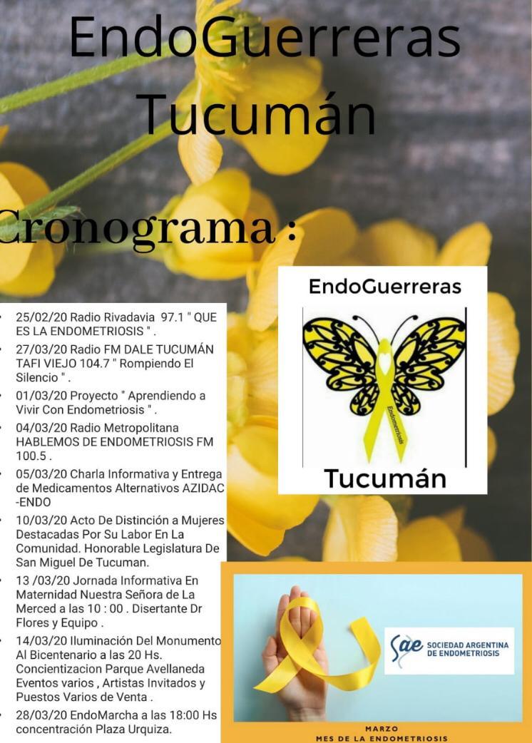 Endo Guerreras Tucumán